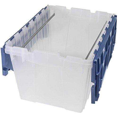 Generic 14-Gallon Plastic Storage Hanging File Box