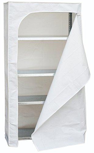 Simonrack Wardrobe Cover Shelf White 1800 x 900 x 500 mm