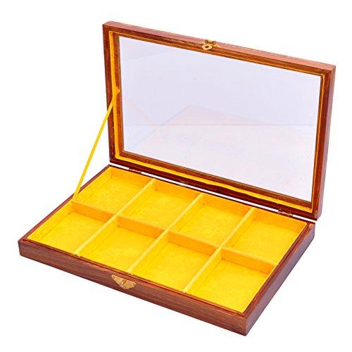 Rosewood casketsolid wood jewelry boxwatch box with lidWooden watch boxlocking storage box