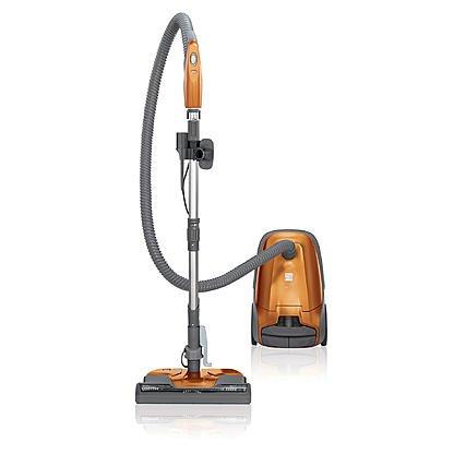 Kenmore 81214 200 Series Bagged Canister Vacuum - Orange