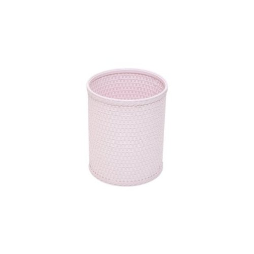 Chelsea Collection Decorator Color Round Wicker Wastebasket R426RB
