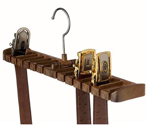 Belt Rack Organizer Hanger Holder - Stylish Belt Rack Sturdy
