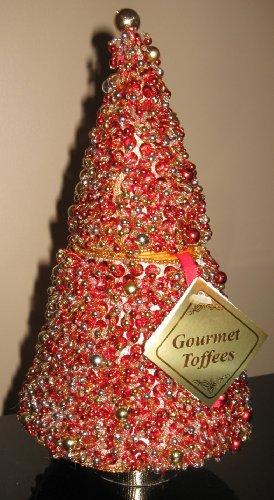 Beaded Christmas Tree Box