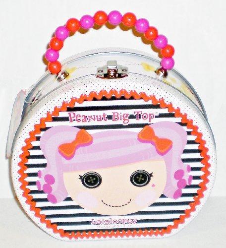 Lalaloopsy Peanut Big Top Hatbox Tin Carry-All