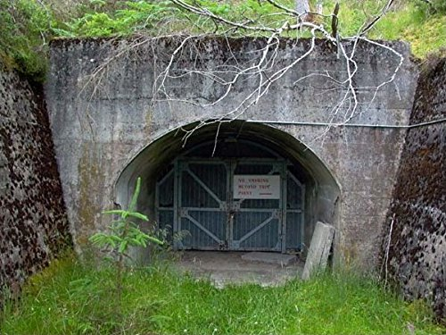 Disused underground oil storage facility