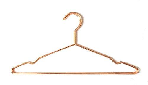 Closet Spice Rose Gold Hangers - Set of 5
