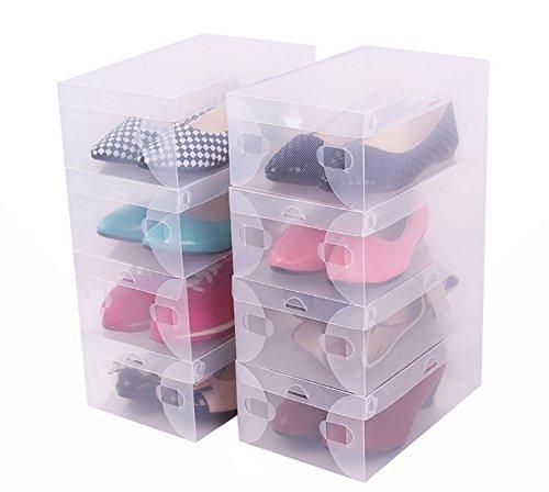 Womens Mens Shoe Box 4 Set