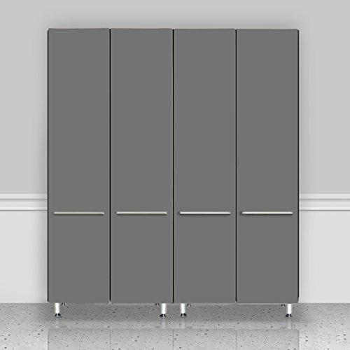 Ulti-MATE Garage GA-062 2-Piece Tall Garage Cabinet Set