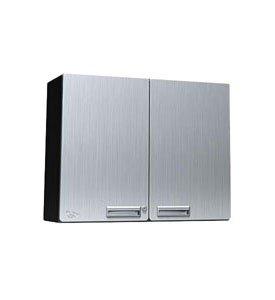 Garage Storage Cabinet 30x24x24 Stainless Steel
