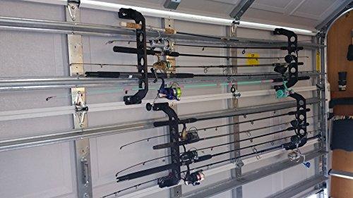 Cobra Storage Garage Door Rack 21 Inches