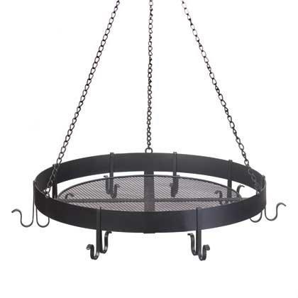Home Locomotion 10015250 8 Hook Hanging Pot Holder by Home Locomotion