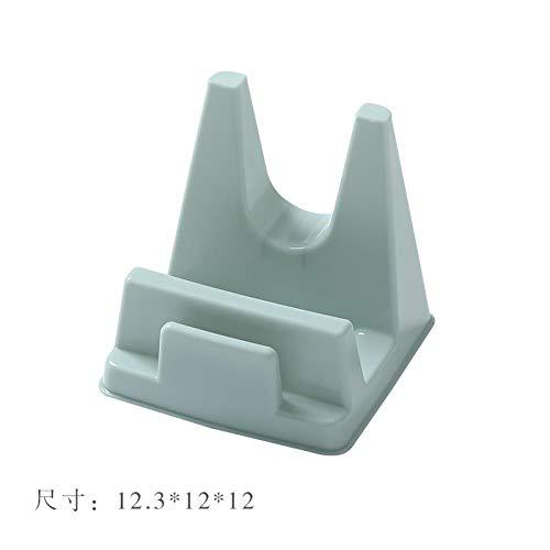 Longan Storage of Household Knife Holder Board Holder Chopping Board Shelf Vegetable Board Pot Cover Holder 北欧蓝