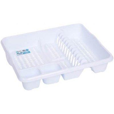 Wham Casa Large Dish Drainer Ice White - 125256