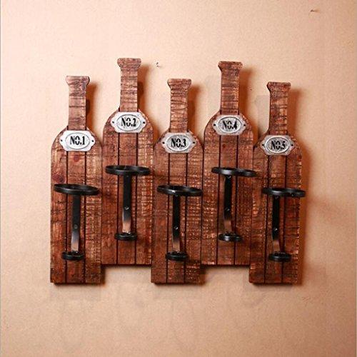 Jingzou European iron wine racks hanging glass rack wine rack wine rack bottle rack5951252cm