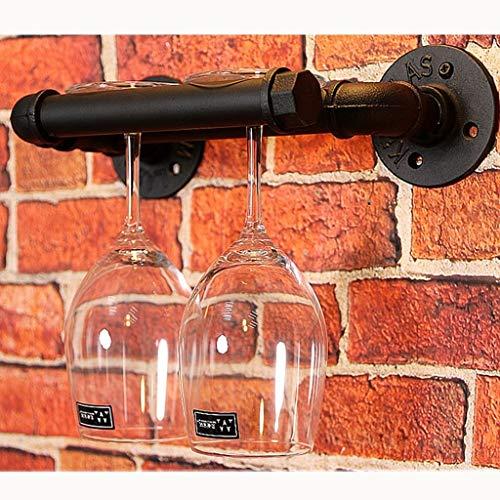 Traditional Wine Rack Bottle Rack Wine Rack Shelf Wine Holder Wine Glass Rack Wine Holder Wine Glass Rack Industrial Water Pipe Wall Mounted Wine Holder Wine Glass Rack Storage Rack Wine Holder Wine