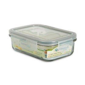 Glasslock Rectangular Food Storage Container 1900ml