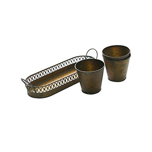 Cutlery Organizer Nxjduoduo Retro Cutlery Tray Organizer Stackable Basket Set Of 3 Tableware Storage Basket Flatware Storage For Home Kitchen Dessert Shop Hotel