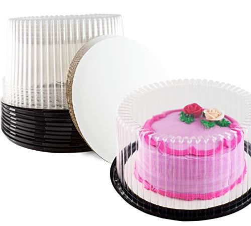 Plastic Cake Container