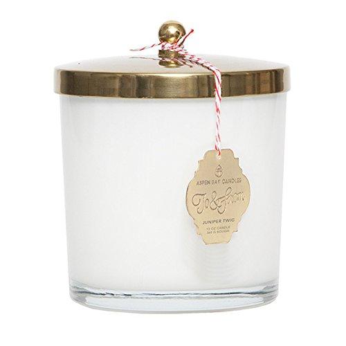 Aspen bay Juniper Twig Holiday Jar