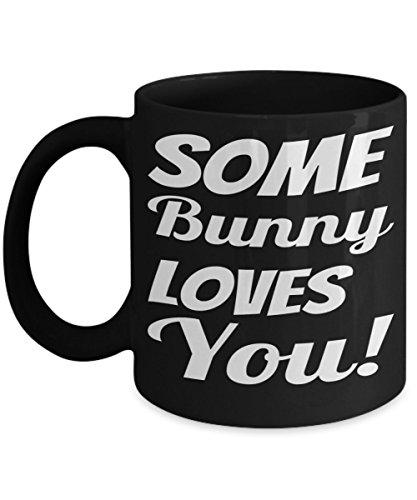 Black Ceramic PBA Free Holiday Jar Easter Breakfast Mug Black Coffee Cup For Easter 2017 2018 Gifts For Family Grandparent Grandma Granddad Wive Husba