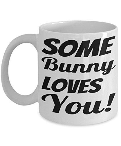 White Ceramic PBA Free Holiday Jar Easter Breakfast Mug Black Coffee Cup For Easter 2017 2018 Gifts For Family Grandparent Grandma Granddad Wive Husba