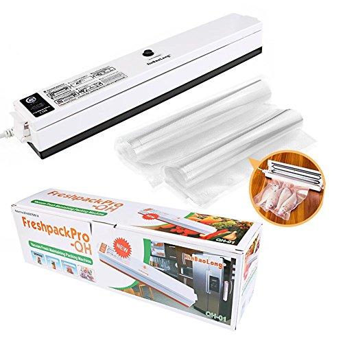 Vacuum Sealing Food Sealer Heat Sealer Set Machine Mini Portable Packing Kit