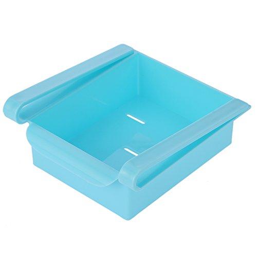 Organizers And Storage Clear Storage Bins - Slide Fridge Storage Rake Freezer Food Storage Boxes Pantry Storage Organizer Bins Container Space-saving Fridge - Pantry Storage Containers Blue