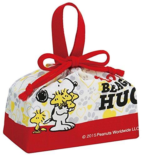 Peanuts Club Snoopy Bento Box Lunch Bag Size W1025 X H675