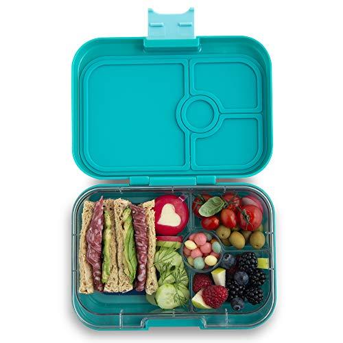 Yumbox Panino Lunch Box for Children and Adults Kashmir Aqua