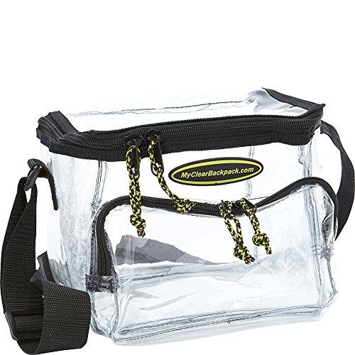 My Clear Backpack Lunch Bag - Medium Clear