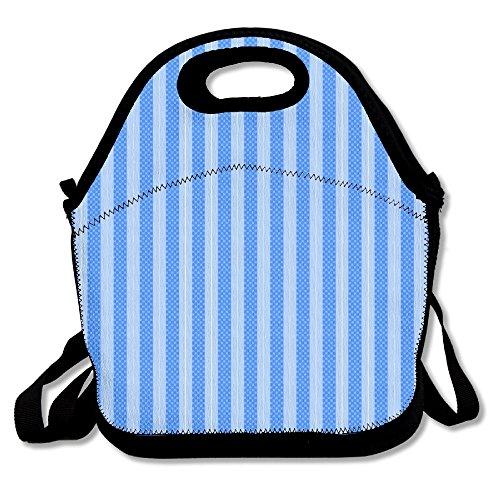 Colorful Stripes Popular Lunch Bag Picnic Bag Backpack Bag Shoulder Bag Handbag