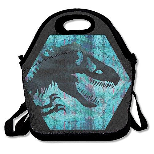 Dinosaurs Jurassic World Lunch Bag Lunch Box Lunch Tote Lunch Tote Bag Lunch Holder For Adults Kids Men Women Boys Girls