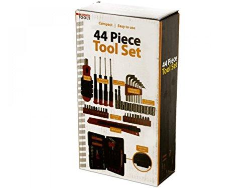 Compact Tool Set In Storage Case - Set of 4 Tools Tool Storage Organization