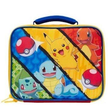 Pokemon Pikachu Red Blue Yellow Lunchbox