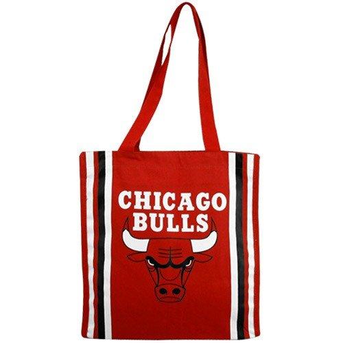 Chicago Bulls Reusable Canvas Shopping Tote