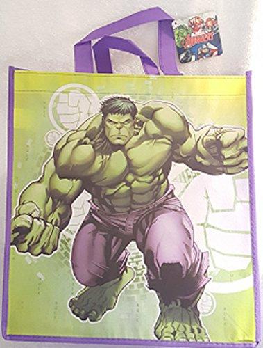 AVENGERS LARGE REUSABLE BAG ~ Marvel Avengers The HULK1