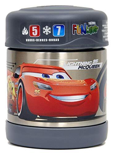 Thermos Funtainer Food Jar Disney Cars 10 Ounce