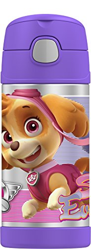 Thermos Funtainer 12 oz Bottle Paw Patrol