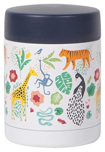 Now Designs 5214001aa Jar Roam Sm Wild Bunch Food Thermos Small