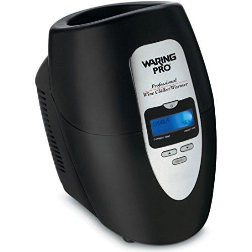 Waring Pro Wine Chiller and Warmer - PC100 BlackCertified Refurbished