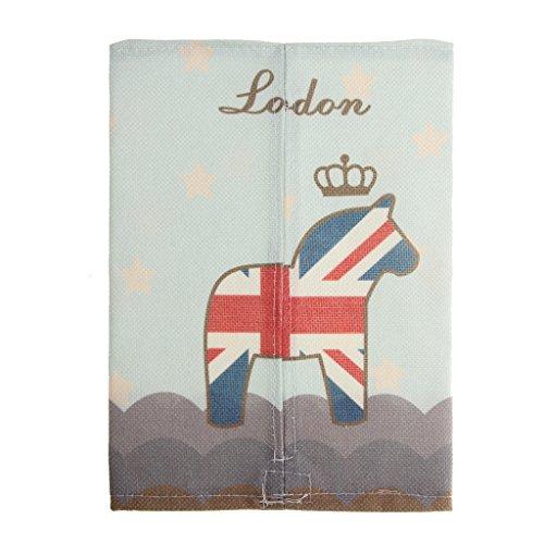 Cartoon Tissue Paper Storage Box Napkin Cover Holder Horse 245x185 cm