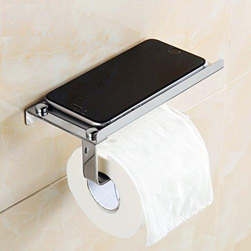 punch-free bathroom rackBathroom racksToilets toilets sanitary tissue paper storage rack-A