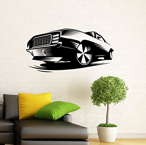 Car Service Wall Decal Auto Service Vinyl Sticker Car Wash Wall Graphics Wall Decor Garage Interior 10c01s