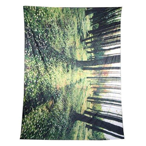 Tloowy Cactus Wall Hanging Tapestry Hippy Boho Gypsy Wall Hanging Bedspread Beach Towel Throw Mat Blanket Table Cloth Yoga Mat 59787