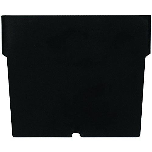 Aviditi BINDS23 Plastic Shelf Bin Dividers Pack of 50