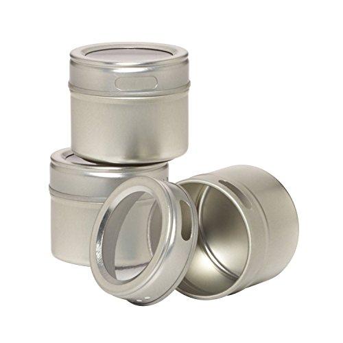 Kamenstein Magnetic Storage Tinsspice Racks Set of 3 4 Packs 12 units