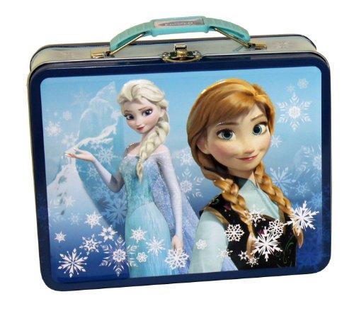 The Tin Box Company 497607-12 Disney Frozen Tin Lunchbox- Assorted