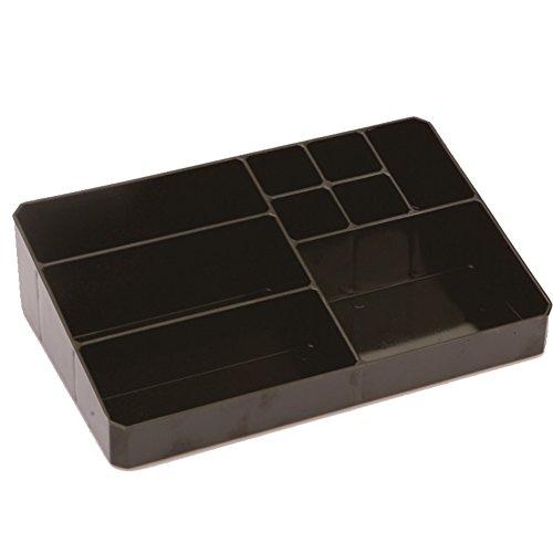 Large cosmetic Organizer transparent storage boxCosmetic boxCreative desktop storage boxes stylish storage boxes-E