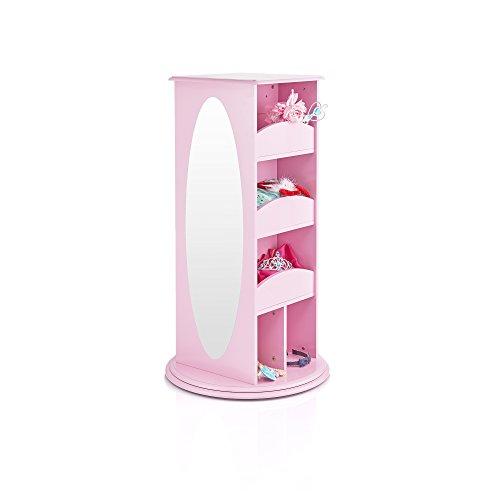 Guidecraft Rotating Dress Up Storage Center - Pink G99303