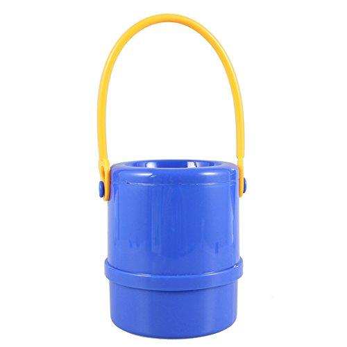 BleuMoo Car Vehicle Umbrella Foldable Storage Bag Box Holder Organizer Cover blue